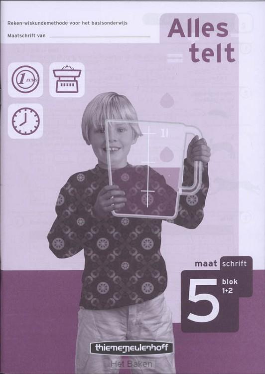 ALLES TELT-2E DR MAATSCHRIFT 5 BL