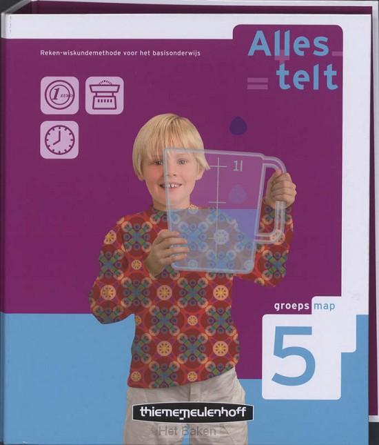 ALLES TELT-2E DR GROEPSMAP 5