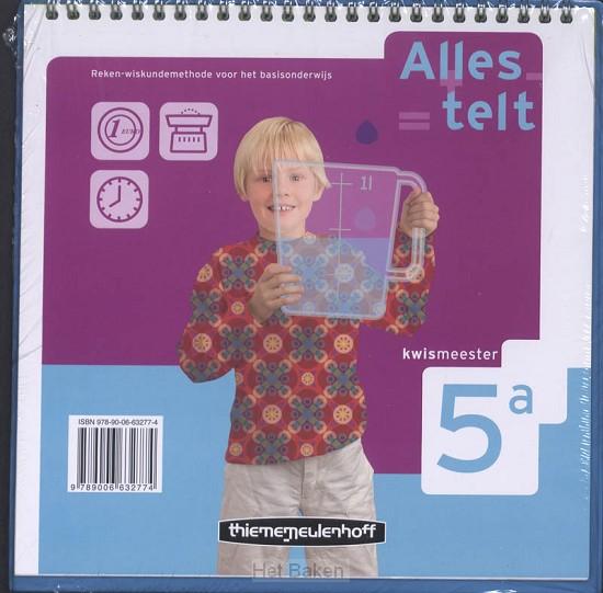 ALLES TELT-2E DR KWISMEESTER 5A