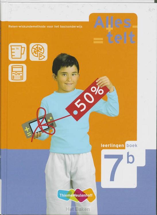 7B / Alles telt / Leerlingenboek