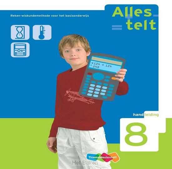 ALLES TELT / GROEP 8