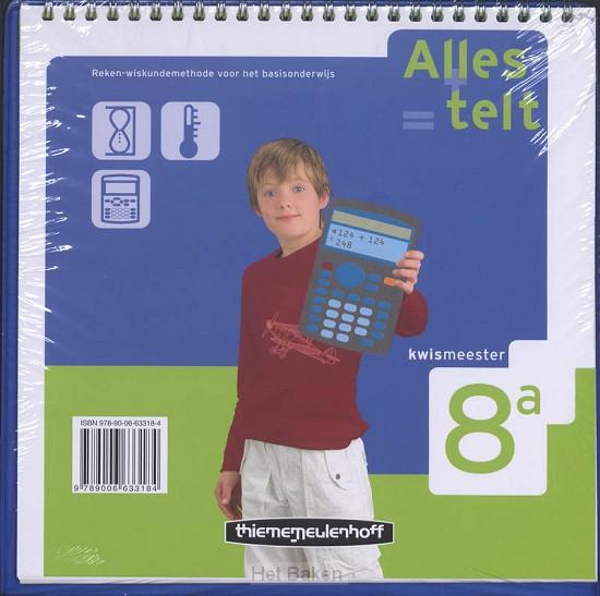 ALLES TELT-2E DR KWISMEESTER 8A