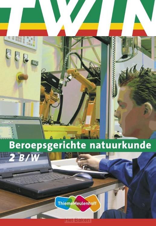 TWIN BEROEPSGERICHTE NATUURKUNDE / 2 B&W