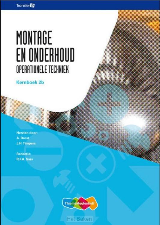 2B / Montage en onderhoud / Kernboek