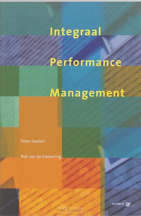 INTEGRAAL PERFORMANCE MANAGEMENT