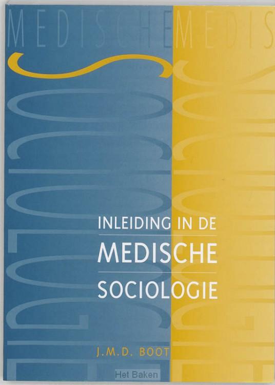 INLEIDING IN DE MEDISCHE S