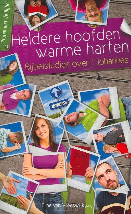 HELDERE HOOFDEN, WARME HARTEN / DRUK 1