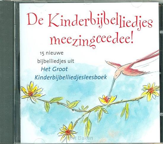 15 NIEUWE KINDERBYBELLIEDJES CD