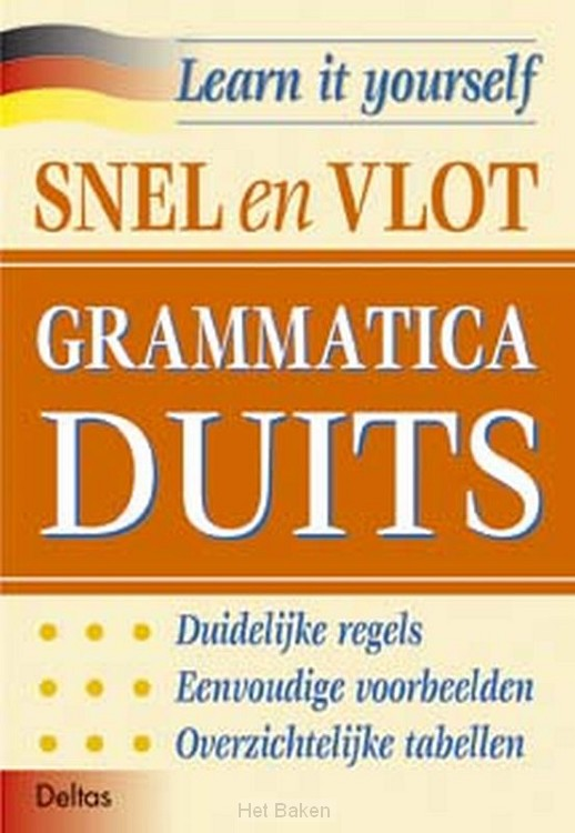TEACH YOURSELF / SNEL EN VLOT GRAMMATICA