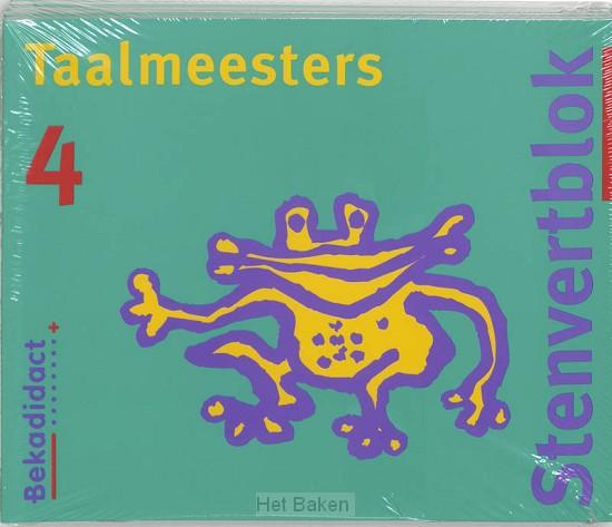 4 / Taalmeesters set 5 ex / Leerlingenbo