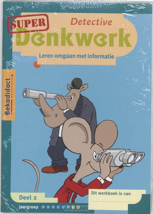 2 / Super Detective Denkwerk set 5 ex /