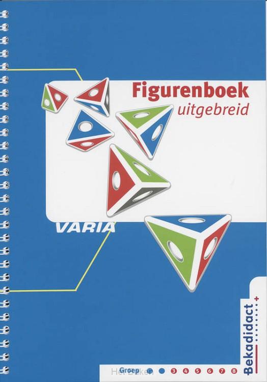 Varia Figurenboek Uitgebreid / Groep 3 t