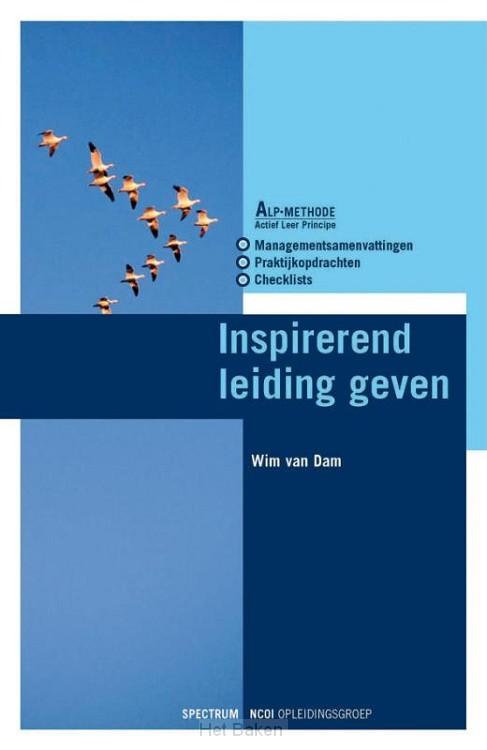 INSPIREREND LEIDING GEVEN