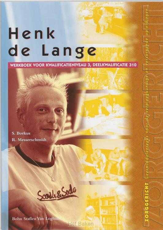 HENK DE LANGE       WERKBOEK KWALIFICATI