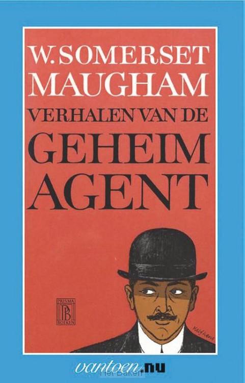 VERHALEN VAN DE GEHEIM AGENT