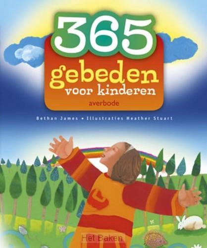 365 gebeden voor kinderen