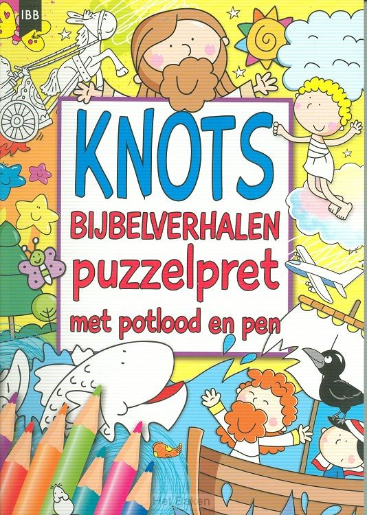 Knots bijbelverhalenpuzzelpret