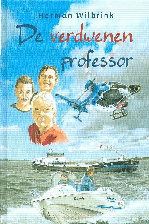 Verdwenen professor