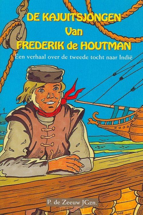 KAJUITSJONGEN VAN FREDERIK DE HOUTMAN