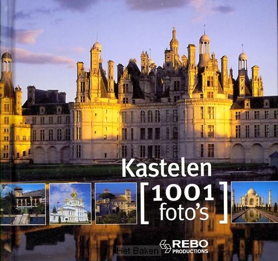 1001 FOTOBOEK / KASTELEN /