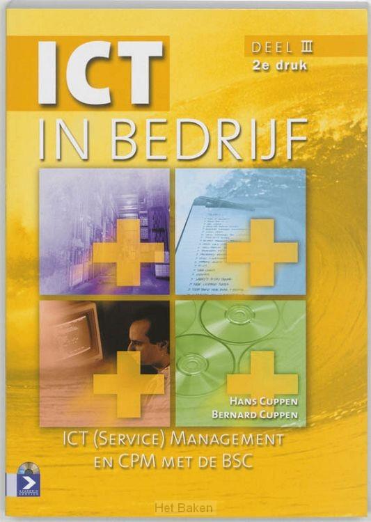ICT IN BEDRIJF / 3 + CD-R