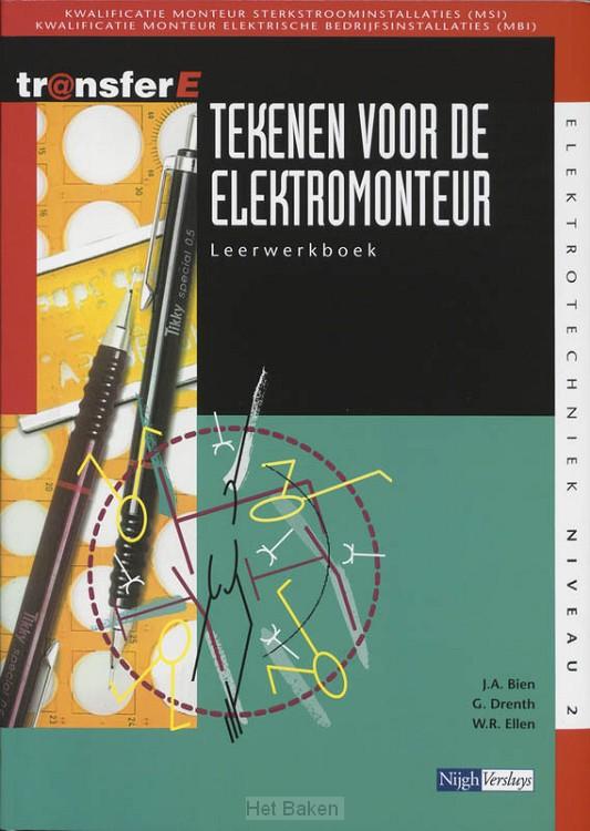 TEKENEN VOOR DE ELEKTROMONTEUR / LEERWER