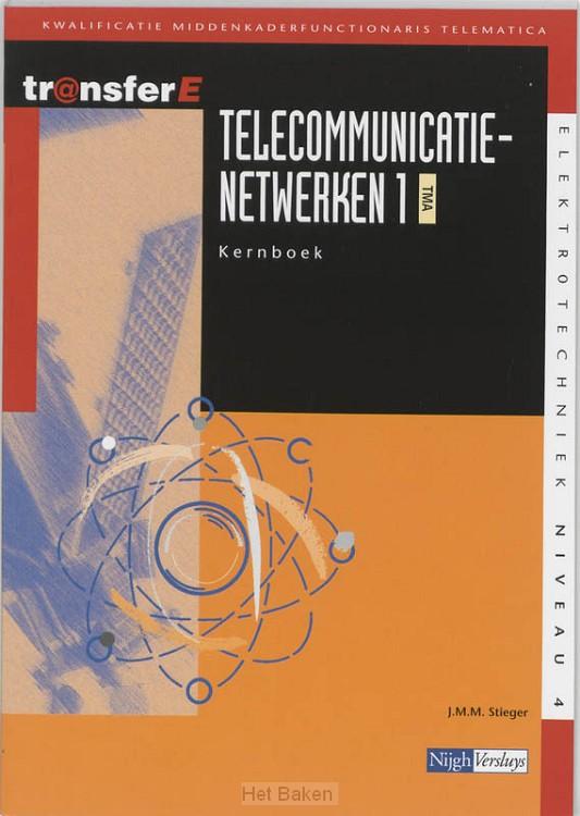 TELECOMMUNICATIENETWERKEN / 1 TMA