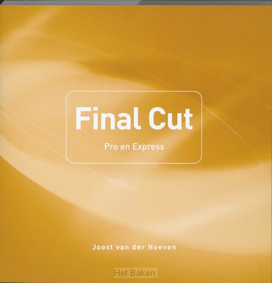 FINAL CUT + DVD-ROM