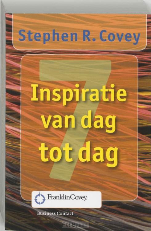 INSPIRATIE VAN DAG