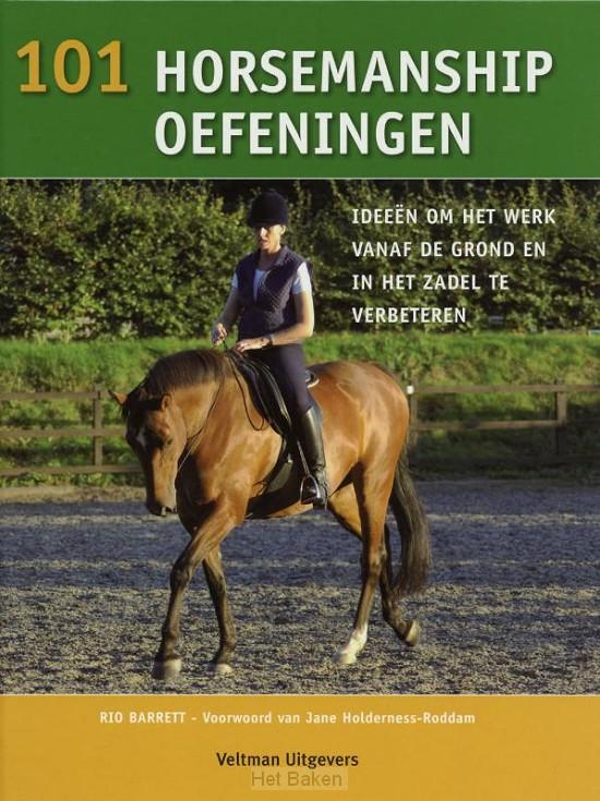 101 HORSEMANSHIP OEFENING