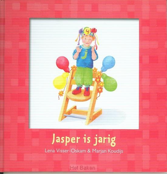 Jasper is jarig dl 3