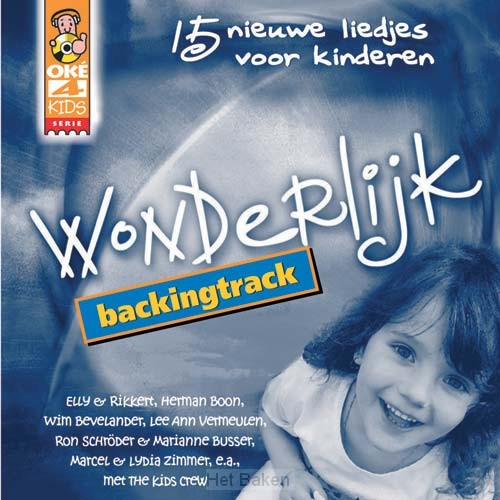 WONDERLIJK  BACKINGTRACK