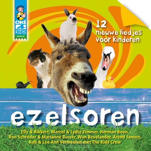EZELSOREN CD
