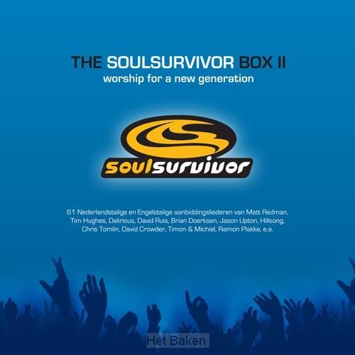THE SOUL SURVIVOR BOX II - 3CD & DVD