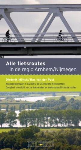 Alle fietsroutes in de regio Arnhem-Nijm