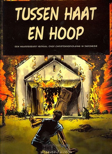 TUSSEN HAAT EN HOOP