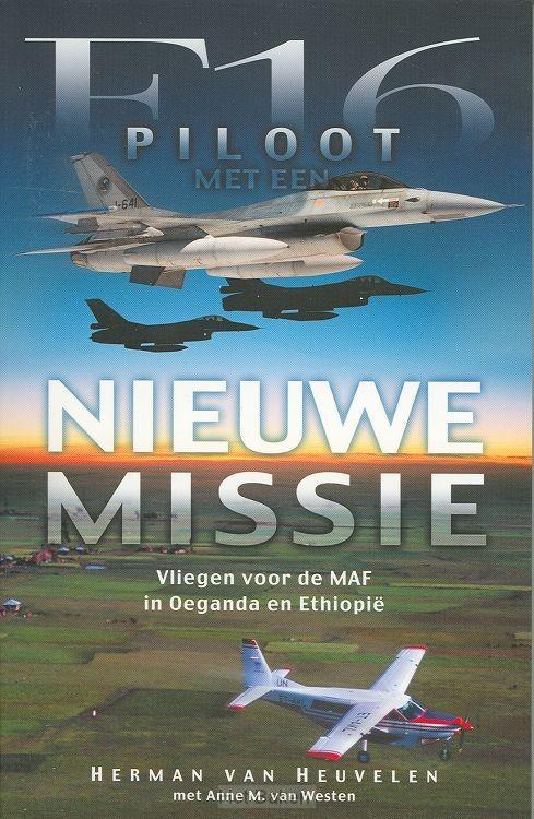 F-16 PILOOT MET EEN NIEUWE MISSIE