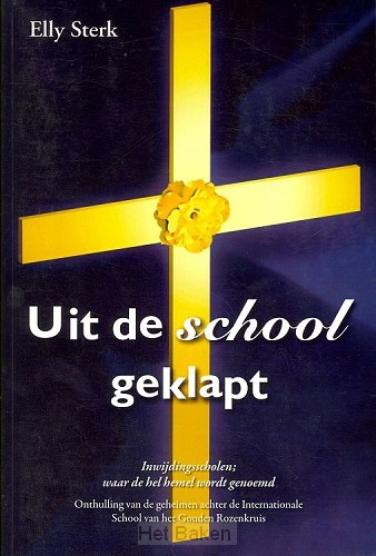 UIT DE SCHOOL GEKLAPT