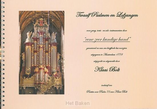 Twaalf psalmen en lofzangen