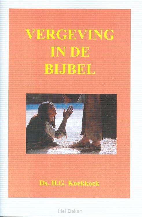 Vergeving in de bijbel