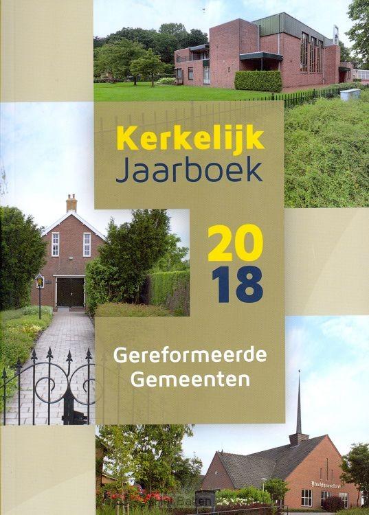 Kerkelijk jaarboek 2018 geref gemeenten