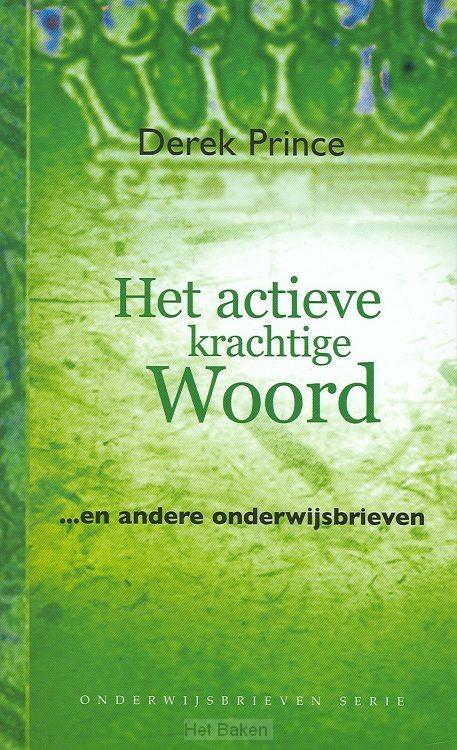 ACTIEVE KRACHTIGE WOORD