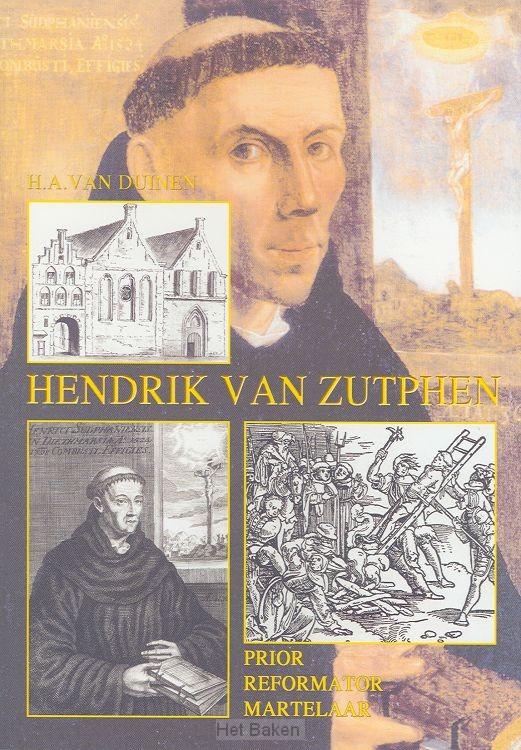 HENDRIK VAN ZUTPHEN