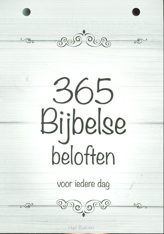 365 Bijbelse beloften