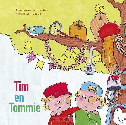 Tim en Tommie