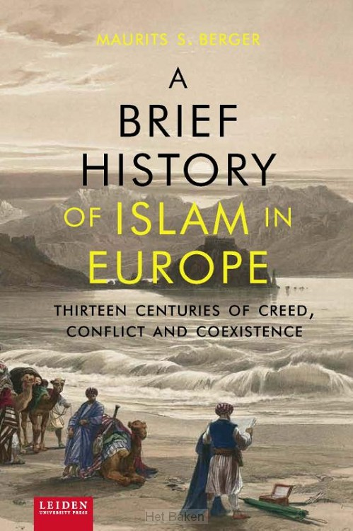 A brief history of Islam in Europe