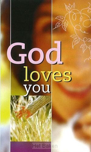 TRAKTAAT GOD LOVES YOU  S25