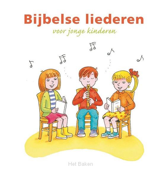 Bijbelse liederen voor jonge kinderen
