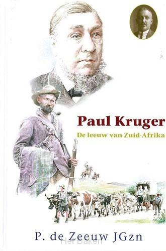 Paul kruger de leeuw van zuid-afrika