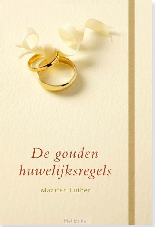 gouden huwelijkregels